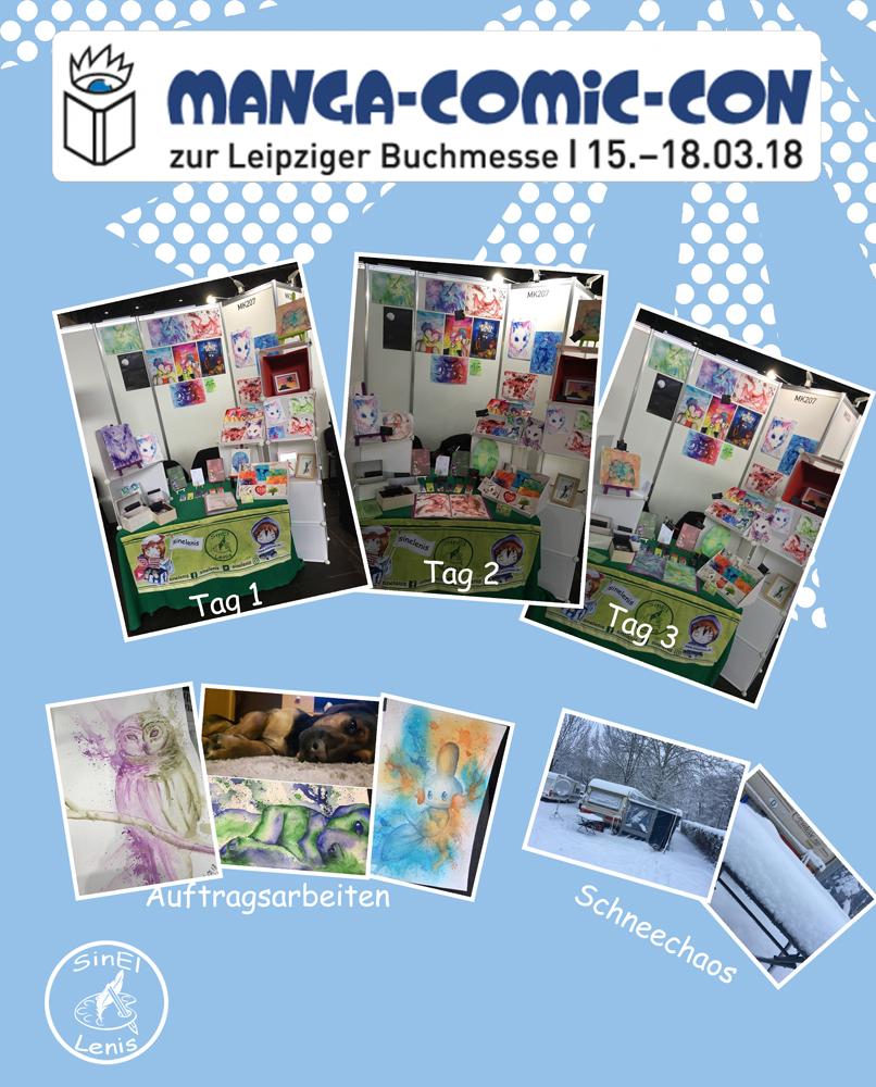 """Con-Bericht zur """"Manga-Comic-con zur Leipziger Buchmesse 2018"""""""